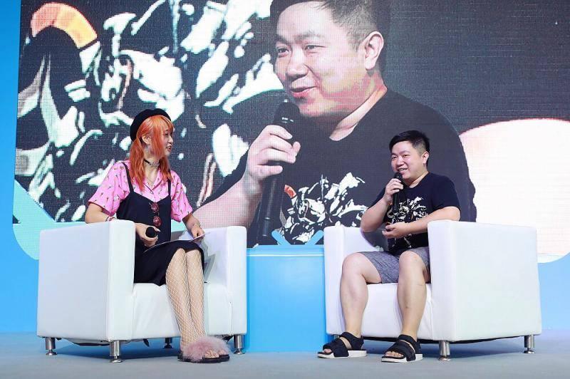 国漫巡礼·2017暑期Bworld腾讯动漫参展全记录